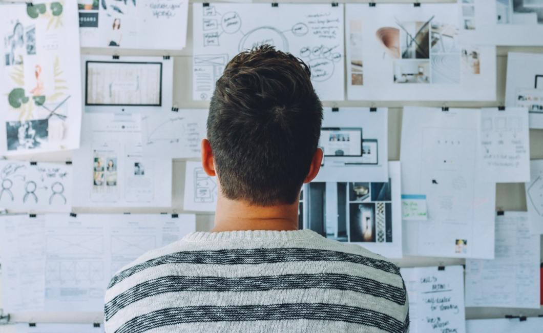 Glem din egen idé og start med at lave research blandt målgruppen.
