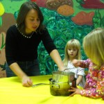 Cooking with kids – an altogether new experience