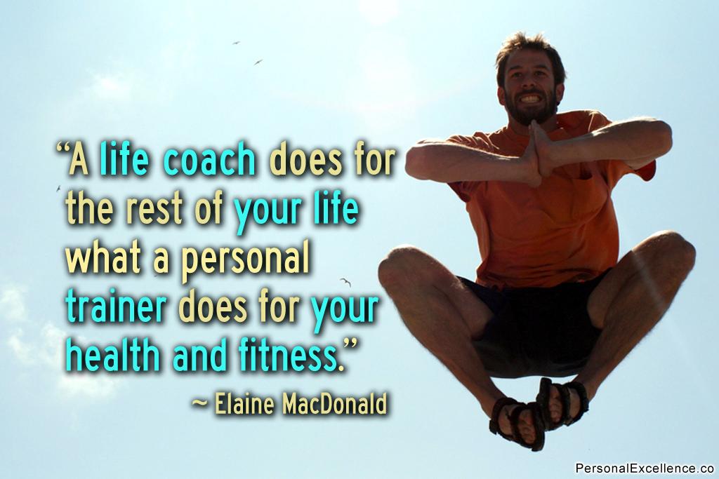 life coach photo