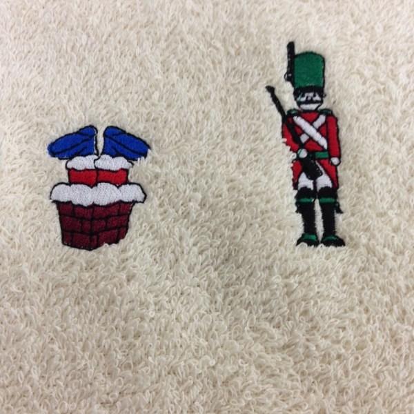 Custom Embroidery - Christmas Gag Gift!