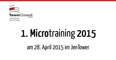 1. Microtraining 2015
