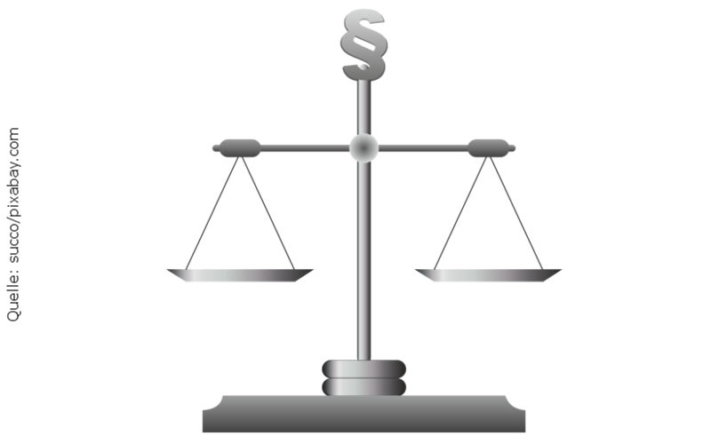 Gleichbehandlungsgrundsatz, Quelle: succo/pixabay.com