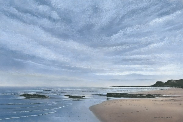 32-Incoming tide, Cresswell