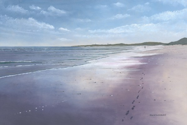 33-Footsteps, Druridge Bay