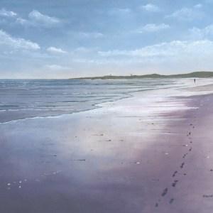 33-Footsteps, Druridge Bay