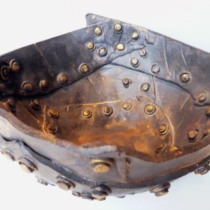 caroly corfield rivet bowl mang