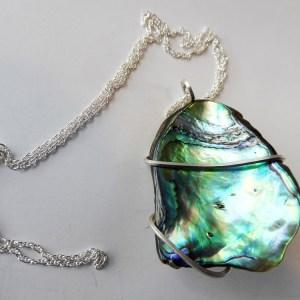 Rosie Waites shell necklace3
