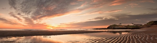 jim kearneySeaton Sluice Sunrise 1015_