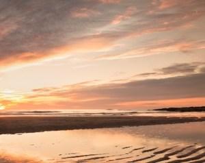 jim kearneySeaton Sluice Sunrise 1015_