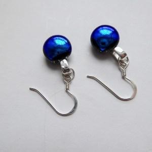 Rosie Waites dark blue hanging
