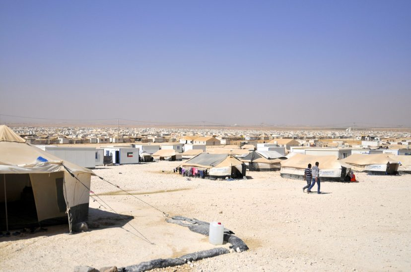 Zaatari, Jordan