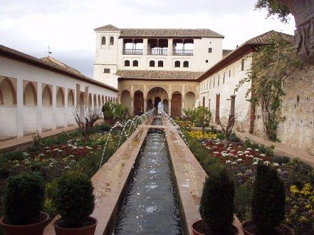 Generalife, Alhambra, Granada
