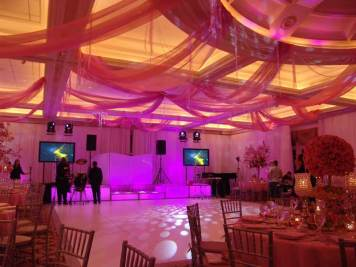 Draping-Lights-Floor-Staging-Mitvah-rental
