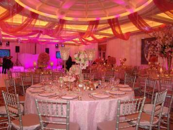 Event-Design-ceiling-treatment-pipe-and-drape-seating-rentals