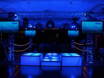corporate event production