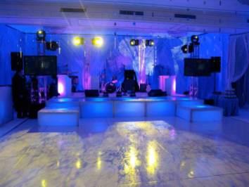 LED Stage decks event production