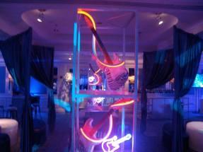 custom lighting for event prop