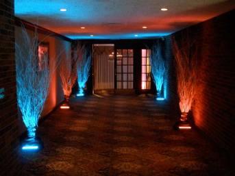 entrance lighting
