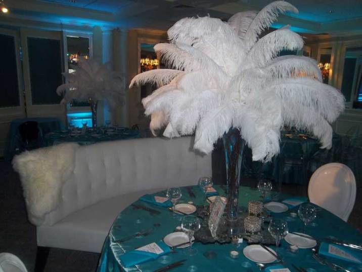 lounge decor for mitzvah event production