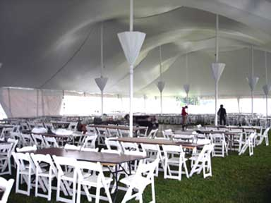 Montauk-yacht-club-event-with-giant-tent-interior-view