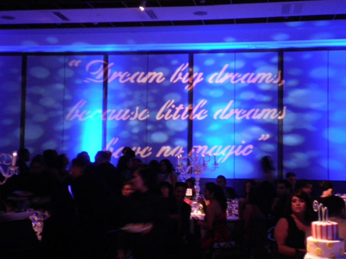Wall-projection-of-Dream-poem