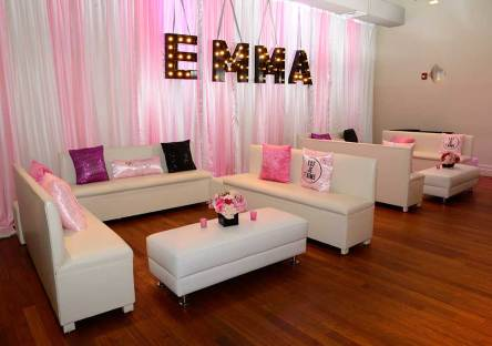 emma feldman s bat mitzvah event production