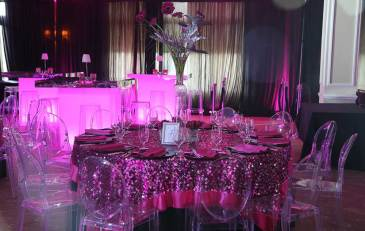 Sequin-tablecloth-centerpiece-bat-mitzvah