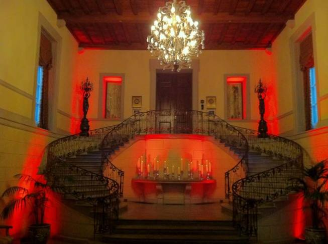 remis-bat-mitzvah-entrance-lighting-oheka-castle