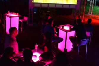 Graduation-Event-Production-Illuminated-Hi-Boys-with-Seating