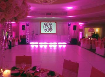 Sweet-16-Portable-Dance-Floor-LED-Stage-Decks-Lighting-and-DJ-Booth