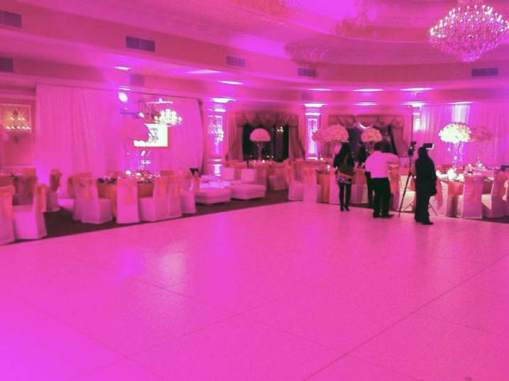 Sweet16-Portable-Dance-Floor-and-Lighting