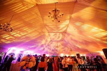Wedding Production Tent