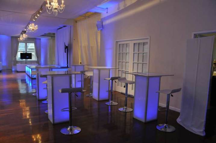 Celebrity-Cruise-Corporate-Event-with-illuminated-hi-boys-and-wall-lighting
