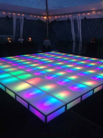 LED Stage Decks
