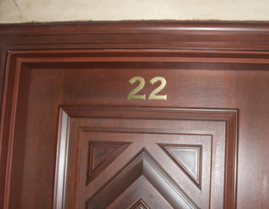 Image result for number 22 door tower of terror