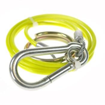Yellow Breakaway Cable