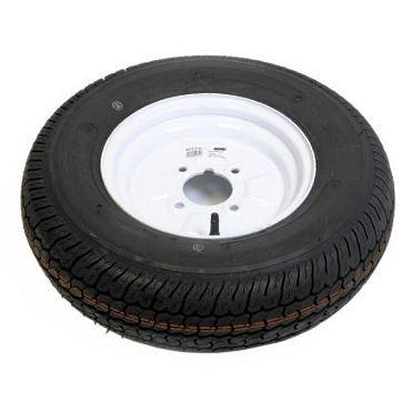 145x10 Wheel & Tyre