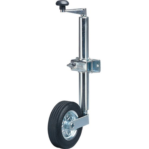 Jockey Wheel & Clamp
