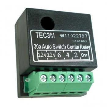 30 Amp Dual Charge Relay