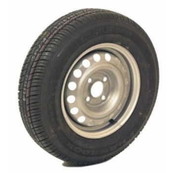 165x13 Wheel & Tyre
