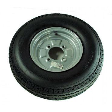 500x10 Wheel & Tyre