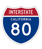 California Interstate Highway 80