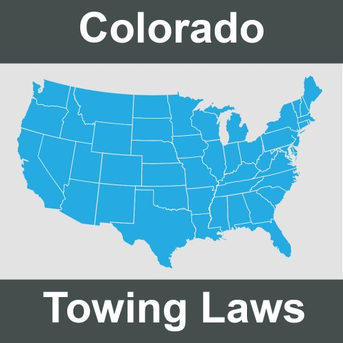 Colorado Towing Laws