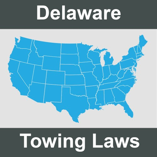 Delware Towing Laws