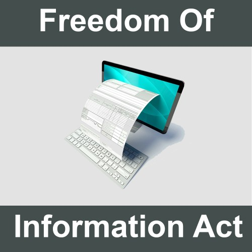Freedom of Information Act Request