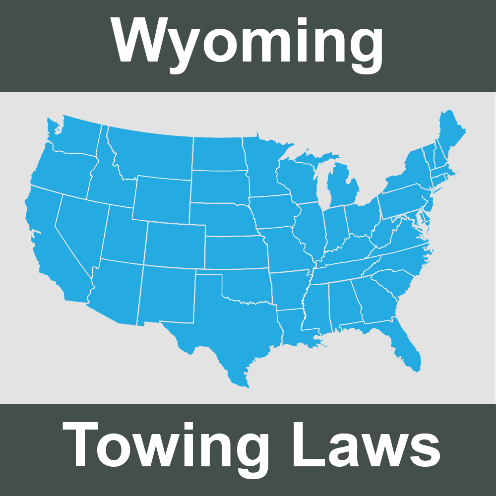 Wyoming Towing Laws