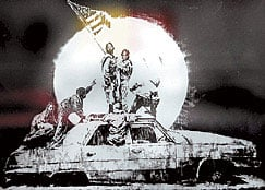 Banksycar