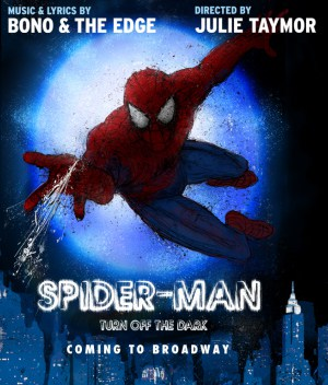 Spider-man-the-musical