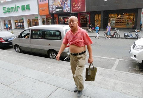Amateur nude japanese