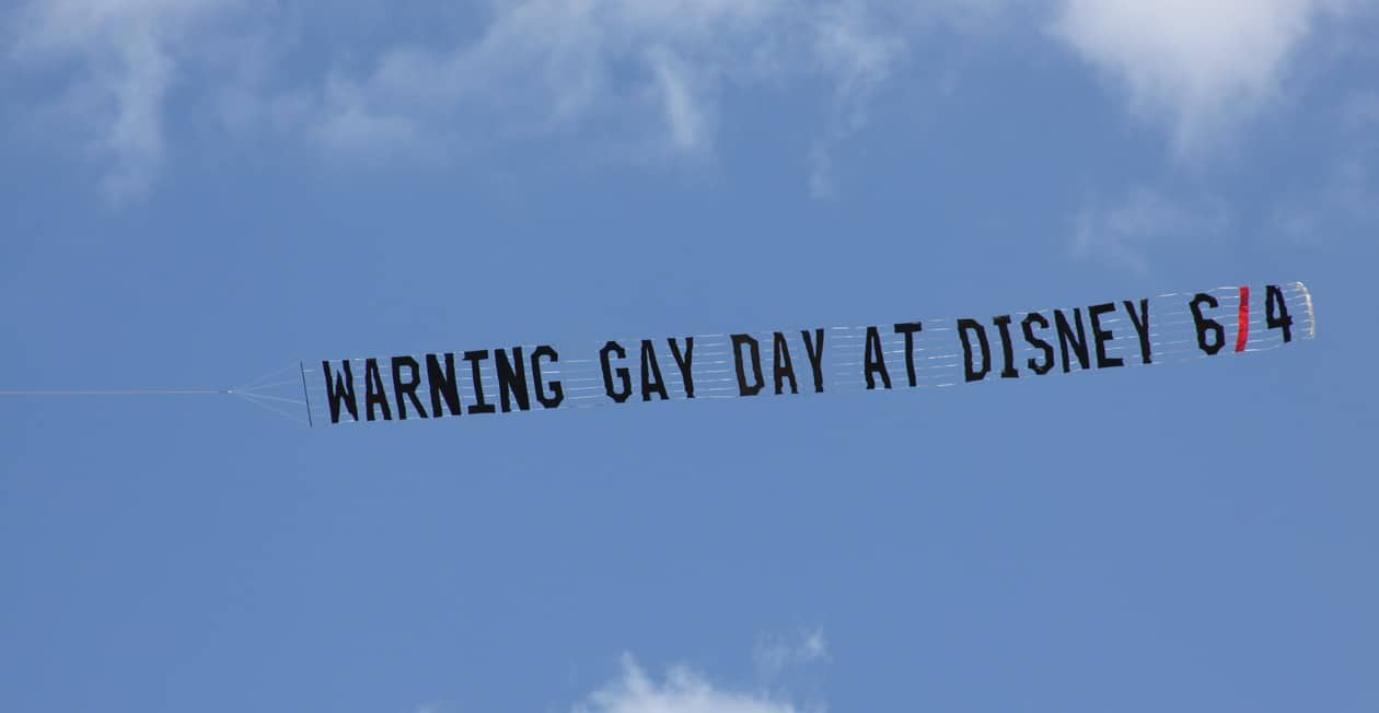 Gay day disney world florida